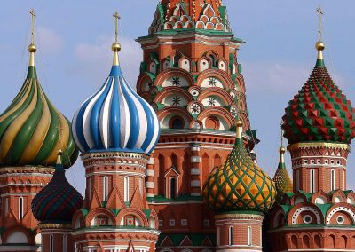 8 DÍAS – RUSIA: DE MOSCÚ A SAN PETERSBURGO