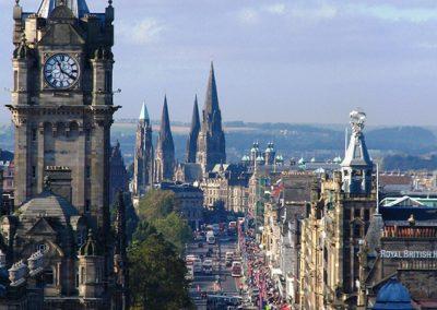ESCOCIA – Edimburgo, Las Tierras Altas y Glasgow