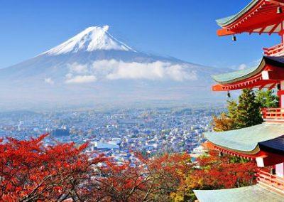 CAPITALES Y PAISAJES DE JAPÓN – Tokio, Hiroshima, Kioto – 2019 – 2020