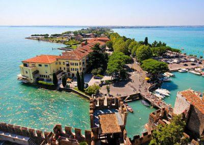 LOS GRANDES LAGOS DE ITALIA