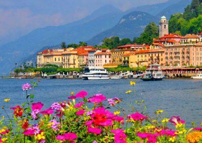 GRANDES LAGOS DE ITALIA – Orta, Maggiore, Como, Lugano y Garda