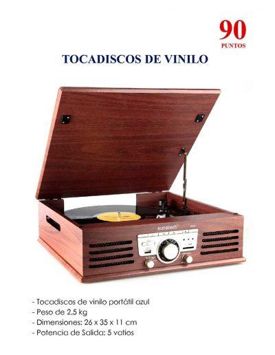 Tocadiscos_Vinilo
