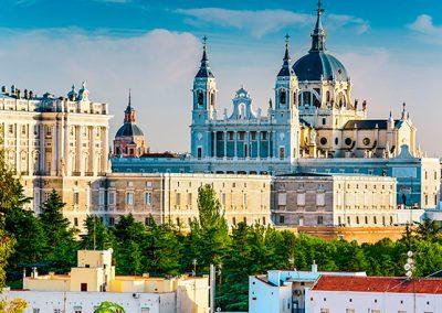 6 DIAS – MADRID Y ALREDEDORES. ALCALA DE HENARES, SEGOVIA Y ARANJUEZ.