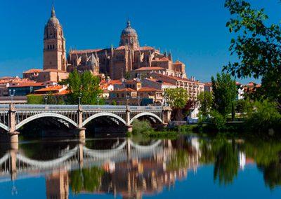 Circuitos en AVE, Salamanca al completo, La Alberca, 6 días. Setiembre