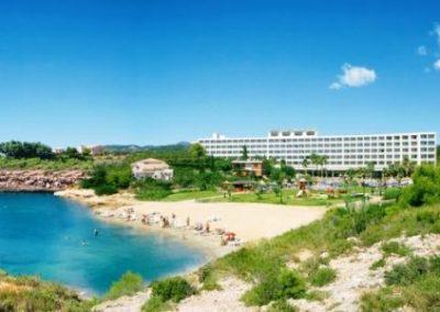 Estancia en AMETLLA DE MAR – Hotel Ametlla 4****