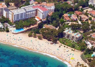 Estancia en PLATJA D'ARO – HOTEL TOP CALETA PALACE 4****