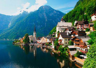 AUSTRIA – El Tirol y Castillos de Baviera