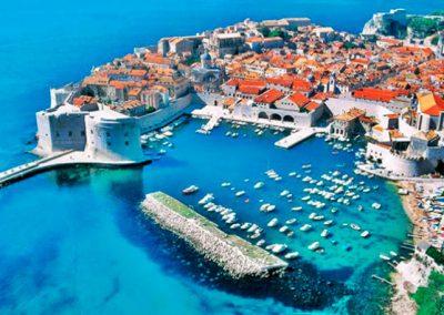 CROACIA – Dubrovnik y Split