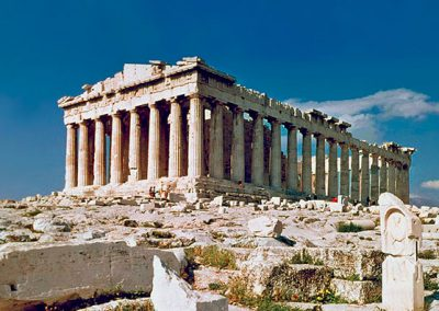 GRECIA – Atenas, Pireo, Mykonos, Kusadasi, Patmos, Heraklion y Santorini