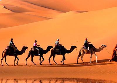 MARRUECOS – Marrakech, Ouarzazate, Dades, Desierto