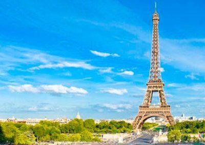 FRANCIA – Paris, Países Bajos y Crucero por el Rhin