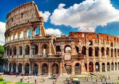 ITALIA – Roma, Pompeya y Costa Amalfitana