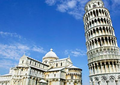 ITALIA – Toscana, Cinque Terre y Roma