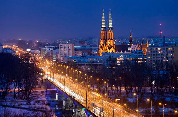 POLONIA – Varsovia, Poznan y Cracovia