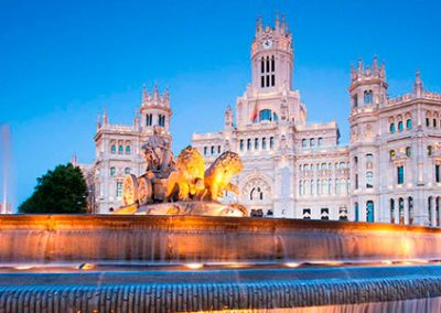 6 DIAS – TOUR POR MADRID