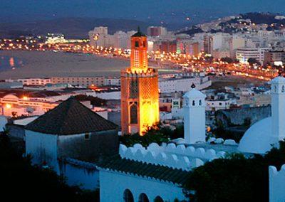 MARRUECOS – Tanger, Casa Blanca, Marrakech
