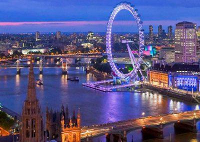LONDRES – Puente de Diciembre