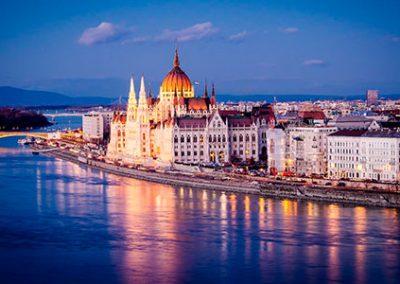 CAPITALES IMPERIALES I   Praga – Viena – Budapest