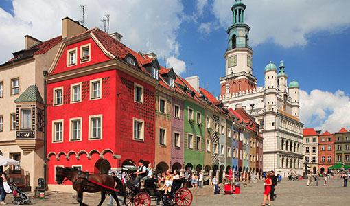 8 DIAS – POLONIA MEDIEVAL. Varsovia, Cracovia, Poznan y Wroclaw