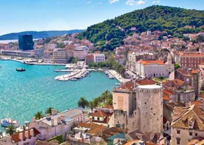 BELLEZAS DE CROACIA, BOSNIA Y ESLOVENIA