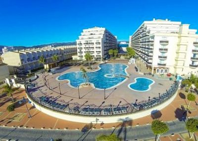 Estancia en PEÑÍSCOLA – Hotel & Spa Peñíscola Plaza Suites 4****