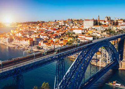 6 DÍAS – OPORTO Y EL NORTE DE PORTUGAL 2020