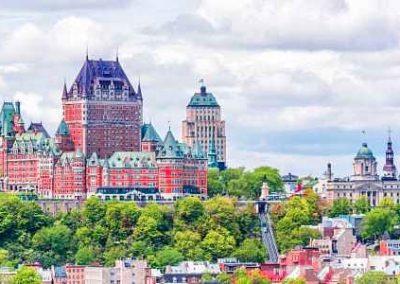 9 DÍAS – CANADÁ COSTA ESTE. Toronto, Niágara, Mil Islas, Ottawa, Quebec y Montreal, de Mayo a Septiembre de 2020