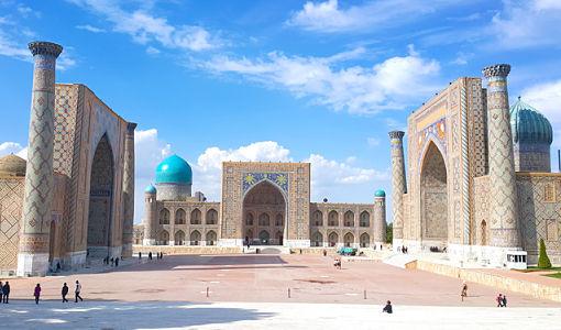 9 DÍAS – UZBEKISTÁN. Tashkent, Bukhara y Samarcanda, de Mayo a Octubre de 2020