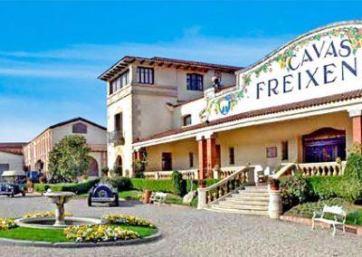 CAVAS FREIXENET Y CHOCOLATES SIMON COLL, 22 de Agosto